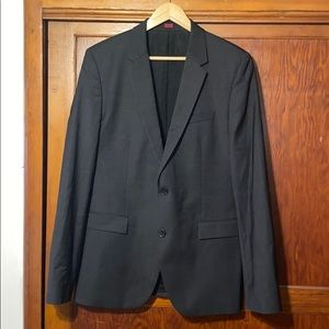 Hugo boss blazer 42L black